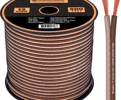 12 gauge speaker wire near me Amazon.com: InstallGear 12 Gauge Speaker Wire, 99.9% Oxygen-Free Copper, True Spec, Soft Touch Cable (500-feet): Home Audio & Theater 12 Gauge Speaker Wire Near Me Professional Amazon.Com: InstallGear 12 Gauge Speaker Wire, 99.9% Oxygen-Free Copper, True Spec, Soft Touch Cable (500-Feet): Home Audio & Theater Photos