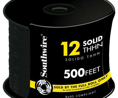 12 gauge stranded wire amp rating southwire, ft 12 black solid cu thhn wire 11587358, home depot rh homedepot, 12 gauge thhn wire, rating 12 gauge thhn wire price 12 Gauge Stranded Wire, Rating Perfect Southwire, Ft 12 Black Solid Cu Thhn Wire 11587358, Home Depot Rh Homedepot, 12 Gauge Thhn Wire, Rating 12 Gauge Thhn Wire Price Pictures