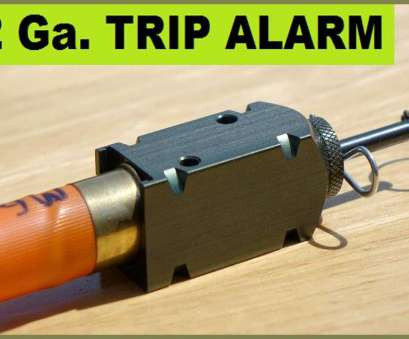 12 gauge trip wire alarm by fifth ops 12ga. Camping Trip Alarms, Unusual shell loads! 12 Gauge Trip Wire Alarm By Fifth Ops Most 12Ga. Camping Trip Alarms, Unusual Shell Loads! Photos