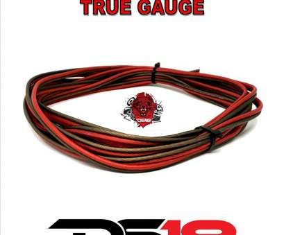 12 gauge zip wire 12, True GA Speaker Wire 25 FT, Black, Power Ground DS18 Ultra Flex 12 Gauge, Wire Simple 12, True GA Speaker Wire 25 FT, Black, Power Ground DS18 Ultra Flex Pictures