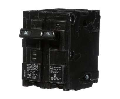 12 gauge wire for 30 amp circuit Q240 40-Amp Double Pole Type QP Circuit Breaker 12 Gauge Wire, 30, Circuit Professional Q240 40-Amp Double Pole Type QP Circuit Breaker Photos