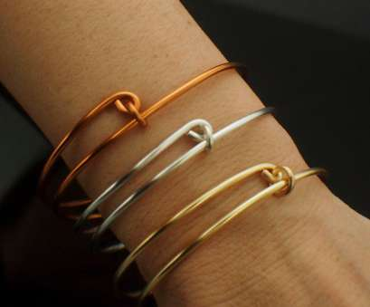 12 gauge wire bangle 1 Bold Bangle Base, 12 gauge Snag-less, Tarnish Silver Plate, Gold 12 Gauge Wire Bangle Most 1 Bold Bangle Base, 12 Gauge Snag-Less, Tarnish Silver Plate, Gold Ideas