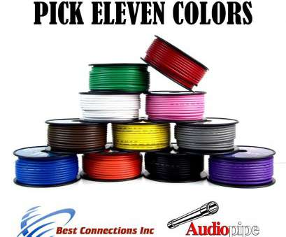 12 gauge wire color Amazon.com: 12 GA GAUGE, FT SPOOLS PRIMARY AUTO REMOTE POWER GROUND WIRE CABLE, ROLLS): Cell Phones & Accessories 12 Gauge Wire Color Top Amazon.Com: 12 GA GAUGE, FT SPOOLS PRIMARY AUTO REMOTE POWER GROUND WIRE CABLE, ROLLS): Cell Phones & Accessories Ideas