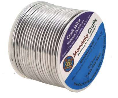 12 gauge wire color Gray Colored Aluminum Craft Wire 12 Gauge 60 Feet, 18.3 Meters 12 Gauge Wire Color Brilliant Gray Colored Aluminum Craft Wire 12 Gauge 60 Feet, 18.3 Meters Photos