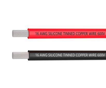 12 gauge wire diameter uk Electrical Wire 16, 16 Gauge Silicone Wire Hook up Wire Cable, [1.5 m Black, 1.5 m Red], Soft, Flexible, Strands 0.08mm of Tinned Copper 12 Gauge Wire Diameter Uk Perfect Electrical Wire 16, 16 Gauge Silicone Wire Hook Up Wire Cable, [1.5 M Black, 1.5 M Red], Soft, Flexible, Strands 0.08Mm Of Tinned Copper Ideas