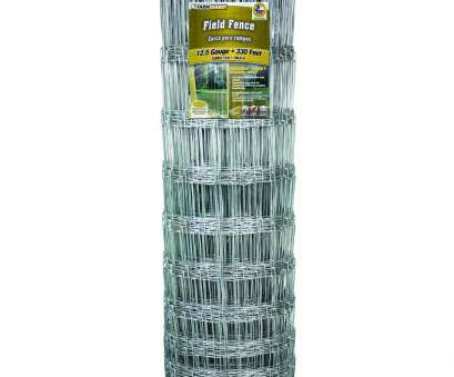 12 Gauge, Wire Nice FARMGARD 47, X, Ft. Field Fence With Galvanized Steel Class 1 Coating Photos