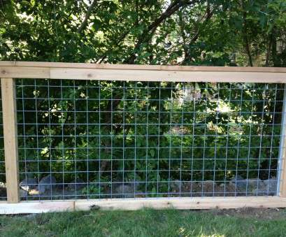 12 Gauge, Wire Simple How To Build, Wire Fence Panels, Design & Ideas Pictures