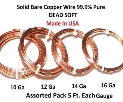 12 gauge wire for jewelry Amazon.com: Copper Wire Dead Soft, 12,, 16 Ga, Assorted Sizes 5, Each 12 Gauge Wire, Jewelry New Amazon.Com: Copper Wire Dead Soft, 12,, 16 Ga, Assorted Sizes 5, Each Photos