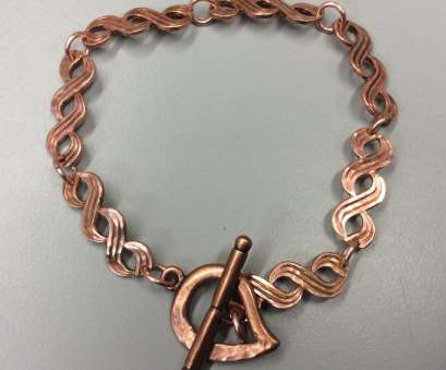 "12 gauge wire for jewelry This a, and simple project, making a chain bracelet or necklace using decorative patterned wire. I chose, ""Copper Triple"" 16 gauge patterned wire 12 Gauge Wire, Jewelry Popular This A, And Simple Project, Making A Chain Bracelet Or Necklace Using Decorative Patterned Wire. I Chose, ""Copper Triple"" 16 Gauge Patterned Wire Solutions"