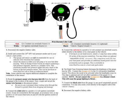 12 gauge wire mm Glowshift Gauges Wiring Diagram Best Of, Discrd Me And 12 Gauge Wire Mm Simple Glowshift Gauges Wiring Diagram Best Of, Discrd Me And Pictures