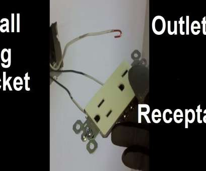 12 gauge wire on 15 amp outlet How to install electrical socket, electrical sockets, electriccal outlet plug on 12, wires, YouTube 12 Gauge Wire On 15, Outlet Creative How To Install Electrical Socket, Electrical Sockets, Electriccal Outlet Plug On 12, Wires, YouTube Ideas