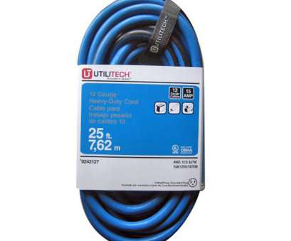12 gauge wire on 15 amp outlet Shop Utilitech 25-ft 15-Amp 125-Volt 1-Outlet 12-Gauge Blue/Black 12 Gauge Wire On 15, Outlet Popular Shop Utilitech 25-Ft 15-Amp 125-Volt 1-Outlet 12-Gauge Blue/Black Galleries