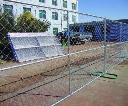 12 gauge wire panels Portable 6'x10' chain link temporary fencing panels 60mm x 60mm mesh, 12 gauge wire 12 Gauge Wire Panels Fantastic Portable 6'X10' Chain Link Temporary Fencing Panels 60Mm X 60Mm Mesh, 12 Gauge Wire Solutions