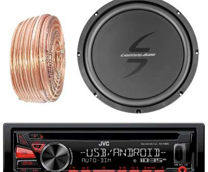 12 gauge wire for subwoofer JVC KDR480, Radio, AUX CD Player Receiver, Bundle Combo With 12-Inch Dual 4-Ohm Single Voice Coil Subwoofer + Enrock 50 Foot 18 Gauge Wire 12 Gauge Wire, Subwoofer New JVC KDR480, Radio, AUX CD Player Receiver, Bundle Combo With 12-Inch Dual 4-Ohm Single Voice Coil Subwoofer + Enrock 50 Foot 18 Gauge Wire Ideas