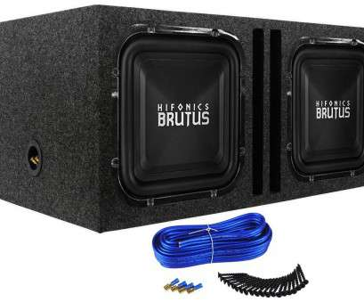 12 gauge wire for subwoofer ... SquareDesign CarAudio Subwoofers+Rockville RKDV12 Dual, Vented Subwoofer Enclosure+Dual Enclosure, w/14 Gauge Speaker Wire+Screws+Spade Terminals 12 Gauge Wire, Subwoofer Most ... SquareDesign CarAudio Subwoofers+Rockville RKDV12 Dual, Vented Subwoofer Enclosure+Dual Enclosure, W/14 Gauge Speaker Wire+Screws+Spade Terminals Pictures