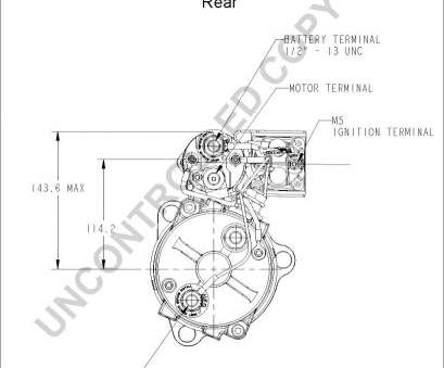 12 volt starter wiring diagram M125R3001SEP Rear, Drawing 12 Volt Starter Wiring Diagram Cleaver M125R3001SEP Rear, Drawing Photos