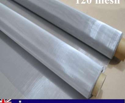 120 mesh stainless steel wire cloth 36x12'', Mesh, Micron Stainless Steel Woven Wire Cloth Filtration Screen, eBay 120 Mesh Stainless Steel Wire Cloth Popular 36X12'', Mesh, Micron Stainless Steel Woven Wire Cloth Filtration Screen, EBay Pictures