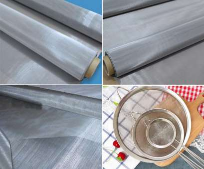 120 mesh stainless steel wire cloth 90X30cm, Mesh Stainless Steel Woven Wire, Micron Filtration Cloth Screen 1 of 4FREE Shipping 120 Mesh Stainless Steel Wire Cloth Cleaver 90X30Cm, Mesh Stainless Steel Woven Wire, Micron Filtration Cloth Screen 1 Of 4FREE Shipping Photos