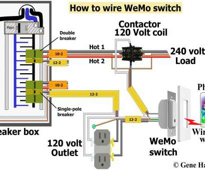 120v Breaker Wiring Diagram - Wiring Diagrams