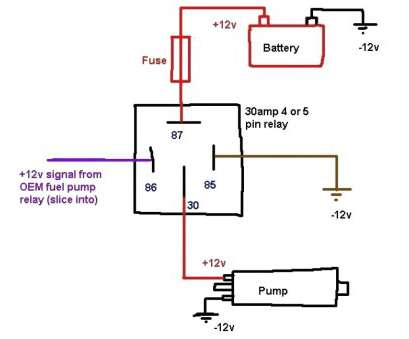 12V Automotive Relay Wiring Diagram Nice Automotive Relay ... on