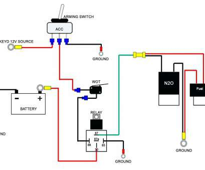 12V Automotive Relay Wiring Diagram Nice Automotive Relay Wiring