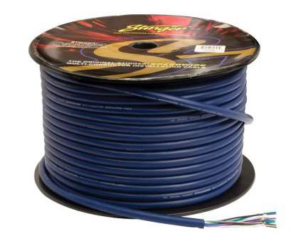 14 gauge 9 conductor wire Amazon.com: Stinger SGW992 9 Conductor Speedwire 250ft Roll, Blue:, Electronics 14 Gauge 9 Conductor Wire Fantastic Amazon.Com: Stinger SGW992 9 Conductor Speedwire 250Ft Roll, Blue:, Electronics Galleries