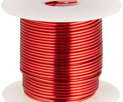 14 gauge enameled wire Remington Industries 14SNSP 14, Magnet Wire, Enameled Copper Wire,, lb, 0.0655