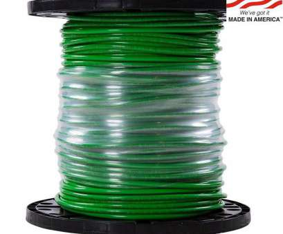 14 gauge ground wire lowes Southwire 500-ft 6-AWG Stranded Green Copper THHN Wire (By-the 14 Gauge Ground Wire Lowes Brilliant Southwire 500-Ft 6-AWG Stranded Green Copper THHN Wire (By-The Pictures
