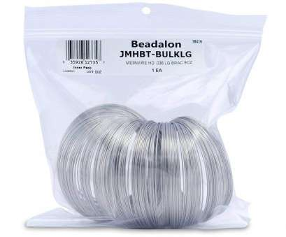 14 gauge memory wire Amazon.com: Beadalon Remembrance Memory Wire Heavy Duty Round Large Bright 8-Ounce Bracelet, .036-Inch 14 Gauge Memory Wire Best Amazon.Com: Beadalon Remembrance Memory Wire Heavy Duty Round Large Bright 8-Ounce Bracelet, .036-Inch Photos