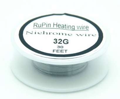 14 gauge nichrome wire RuPin Heating Wrie Nichrome wire 32 Gauge 30 FT 0.2mm Resistance Resistor, on Aliexpress.com, Alibaba Group 14 Gauge Nichrome Wire Best RuPin Heating Wrie Nichrome Wire 32 Gauge 30 FT 0.2Mm Resistance Resistor, On Aliexpress.Com, Alibaba Group Solutions