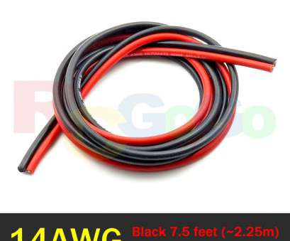 14 gauge rc wire 14, 15 Feet(~4.5m) Gauge Red+Black Silicone Wire Heatproof Flexible RC Cable 14 Gauge Rc Wire Fantastic 14, 15 Feet(~4.5M) Gauge Red+Black Silicone Wire Heatproof Flexible RC Cable Photos