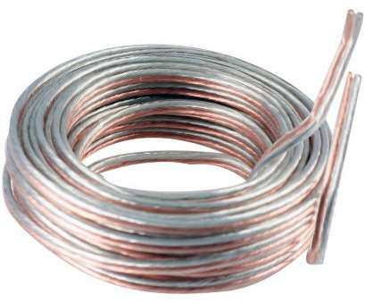 14 gauge speaker wire 50 ft GE 50, 14-Gauge Silver, Copper Speaker Wire 11 Most 14 Gauge Speaker Wire 50 Ft Images