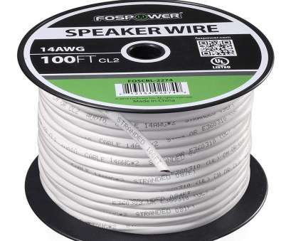 14 gauge speaker wire amazon Amazon.com: FosPower 14 Gauge Speaker Wire 100FT,, Rated 14AWG 2-Conductor In-Wall Speaker Wire Cable, Oxygen-Free Pure Copper, UL Listed, In-Wall 14 Gauge Speaker Wire Amazon Popular Amazon.Com: FosPower 14 Gauge Speaker Wire 100FT,, Rated 14AWG 2-Conductor In-Wall Speaker Wire Cable, Oxygen-Free Pure Copper, UL Listed, In-Wall Ideas
