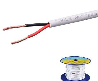 14 gauge speaker wire amazon Cable Matters 14, CL2 In Wall Rated Oxygen-Free Bare Copper 2 Conductor Speaker 14 Gauge Speaker Wire Amazon Popular Cable Matters 14, CL2 In Wall Rated Oxygen-Free Bare Copper 2 Conductor Speaker Photos