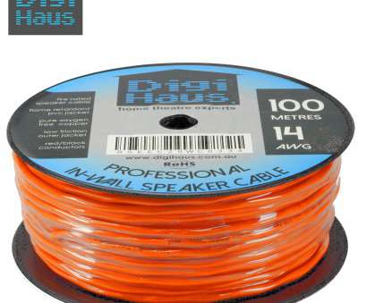 14 gauge speaker wire distance This 100m premium grade 14, gauge pure copper speaker cable is designed specifically, in-wall, in-ceiling installation. This is, most commonly 14 Gauge Speaker Wire Distance Nice This 100M Premium Grade 14, Gauge Pure Copper Speaker Cable Is Designed Specifically, In-Wall, In-Ceiling Installation. This Is, Most Commonly Images