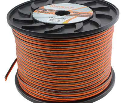 14 gauge speaker wire 500 ft Get Quotations · 500' 16 Gauge Speaker, Wire, Home Audio, Ft Feet 16AWG Cable SC16G 14 Gauge Speaker Wire, Ft Simple Get Quotations · 500' 16 Gauge Speaker, Wire, Home Audio, Ft Feet 16AWG Cable SC16G Galleries