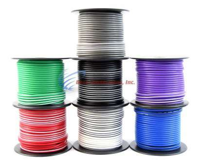 14 gauge tracer wire Amazon.com: 11 SPOOLS 100' Feet 16 GA Gauge Primary Remote Wire Auto Power Cable Stranded: Electronics 14 Gauge Tracer Wire Nice Amazon.Com: 11 SPOOLS 100' Feet 16 GA Gauge Primary Remote Wire Auto Power Cable Stranded: Electronics Photos