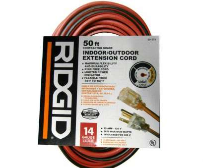 14 gauge wire 15 amp RIDGID 50, 14/3 Heavy-Duty Extension Cord-AW62623 -, Home Depot 14 Gauge Wire 15 Amp Practical RIDGID 50, 14/3 Heavy-Duty Extension Cord-AW62623 -, Home Depot Solutions