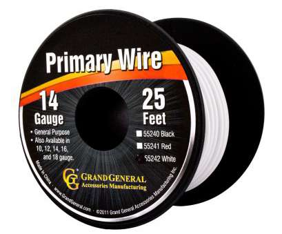 14 gauge wire by the foot Primary Wires in 14 Gauge, Grand General, Auto Parts Accessories 14 Gauge Wire By, Foot Best Primary Wires In 14 Gauge, Grand General, Auto Parts Accessories Pictures