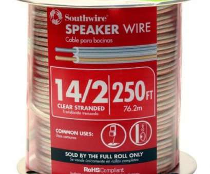 14 gauge wire by the foot Southwire (By-the-Foot) 14/2 Clear Stranded CU, Speaker Wire 14 Gauge Wire By, Foot Practical Southwire (By-The-Foot) 14/2 Clear Stranded CU, Speaker Wire Pictures