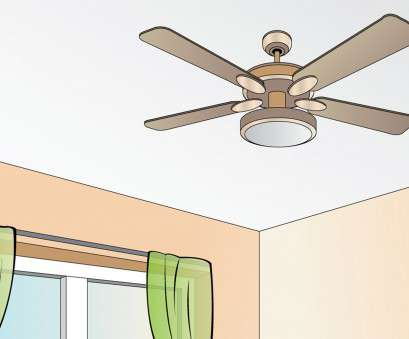 14 Gauge Wire, Ceiling Fan Fantastic How To Choose, Right Ceiling Fan: 4 Steps (With Pictures) Solutions