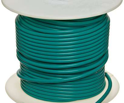 14 gauge gxl wire Details about, Automotive Copper Wire, Green, 14 AWG, 0.0641