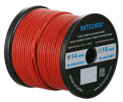 14 gauge wire impedance Amazon.com: BNTECHGO 14 Gauge Silicone Wire Spool, 200 feet Ultra Flexible High Temp, deg C 600V 14AWG Silicone Rubber Wire, Strands of Tinned 14 Gauge Wire Impedance Professional Amazon.Com: BNTECHGO 14 Gauge Silicone Wire Spool, 200 Feet Ultra Flexible High Temp, Deg C 600V 14AWG Silicone Rubber Wire, Strands Of Tinned Images