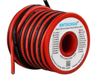 14 gauge wire impedance BNTECHGO 14 Gauge Silicone Wire Spool 40 feet Ultra Flexible High Temp, deg C 600V 14 Gauge Wire Impedance Brilliant BNTECHGO 14 Gauge Silicone Wire Spool 40 Feet Ultra Flexible High Temp, Deg C 600V Photos
