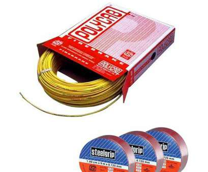 14 gauge wire in square mm Polycab Wire, Insulation Single Core Wires, Sq. MM Blue with Free, of 3 Insulation Tapes 14 Gauge Wire In Square Mm Professional Polycab Wire, Insulation Single Core Wires, Sq. MM Blue With Free, Of 3 Insulation Tapes Collections
