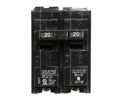 14 gauge wire for light on 20 amp circuit Q220 20-Amp Double Pole Type QP Circuit Breaker 14 Gauge Wire, Light On 20, Circuit Creative Q220 20-Amp Double Pole Type QP Circuit Breaker Photos