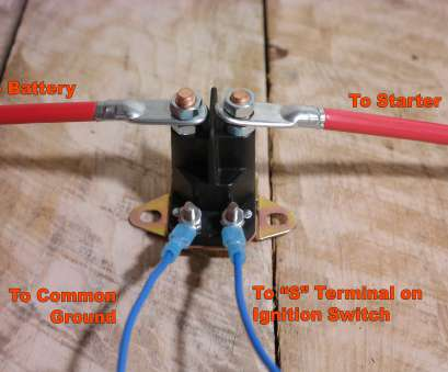 14 gauge wire for light on 20 amp circuit This electricity causes an electromagnet inside, starter solenoid to connect, two heavy gauge wires, form a complete circuit 14 Gauge Wire, Light On 20, Circuit Creative This Electricity Causes An Electromagnet Inside, Starter Solenoid To Connect, Two Heavy Gauge Wires, Form A Complete Circuit Galleries