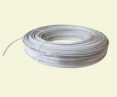 14 gauge wire lighting White Lightning 1320, 12.5-Gauge White Safety Coated High Tensile Electric Fence Wire 14 Gauge Wire Lighting Professional White Lightning 1320, 12.5-Gauge White Safety Coated High Tensile Electric Fence Wire Collections