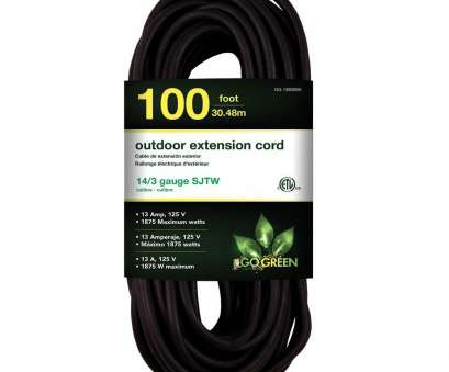 14 gauge wire rated for in amps 14/3 Indoor/Outdoor Extension Cord,, and Black-AW62608 -, Home Depot 14 Gauge Wire Rated, In Amps Simple 14/3 Indoor/Outdoor Extension Cord,, And Black-AW62608 -, Home Depot Solutions