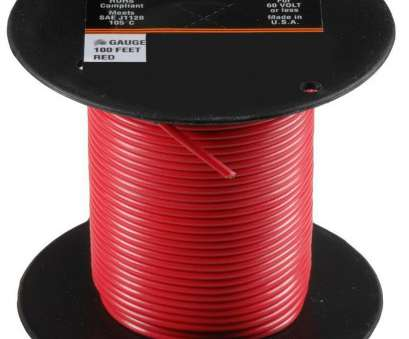 14 gauge wire red Auveco # 12419 Plastic Primary Wire, 25 Feet 14 Gauge 8 Brilliant 14 Gauge Wire Red Ideas